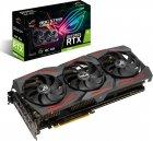 Asus PCI-Ex GeForce RTX 2060 ROG Strix Gaming EVO OC 6GB GDDR6 (192bit) (1365/14000) (2 x HDMI, 2 x DisplayPort) (ROG-STRIX-RTX2060-O6G-EVO-GAMING) - зображення 5
