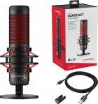 Мікрофон HyperX Quadcast (HX-MICQC-BK) - зображення 6