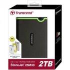 """Зовнішній жорстку диск 2.5"""" 2TB Transcend (TS2TSJ25M3C) - зображення 4"""