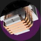 Кулер до процесора CoolerMaster Hyper H410R RGB LED PWM (RR-H410-20PC-R1) - зображення 9
