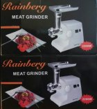 Электрическая Мясорубка Rainberg RB-671 2200W White с реверсом - изображение 4