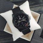 Чоловічі годинники Gemius Army Army Black 1123-0002 - зображення 1