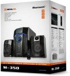 Акустическая система Real-El M-350 Black (EL121300006) - изображение 9