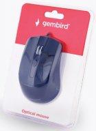 Миша Gembird MUS-4B-01 USB Black - зображення 3
