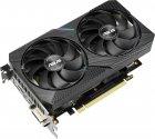 Asus PCI-Ex GeForce RTX 2060 Dual Mini OC 6GB GDDR6 (192bit) (1365/14000) (DVI-D, HDMI, DisplayPort) (DUAL-RTX2060-O6G-MINI) - зображення 2