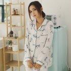 Пижама женская Bow Berni Fashion (M) Белый (55124) - изображение 6