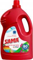 Средство для стирки SAMA Color 4л (4820020265519) - изображение 1