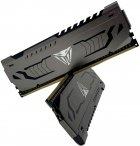 Оперативна пам'ять Patriot DDR4-3000 16384MB PC4-24000 (Kit of 2x8192) Viper Steel (PVS416G300C6K) - зображення 3