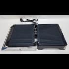 Гриль контактний притискної електрогриль DSP KB-1045 1800W Black - зображення 3