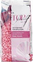 Пленочный воск для депиляции ItalWax TOP Line Розовый жемчуг в гранулах 750 г (8032835172005) - изображение 1