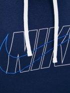 Спортивный костюм Nike M Nsw Ce Trk Suit Hd Flc Gx CU4323-410 L Темно-синий (194494592421) - изображение 5