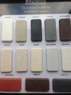 Гранитная кухонная мойка Argo BELLA (46*51) (13 различных цветов) - изображение 3