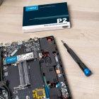 Накопитель SSD M.2 2280 250GB MICRON (CT250P2SSD8) - изображение 4