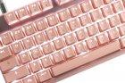 Клавиатура беспроводная Motospeed GK82 Outemu Blue USB/Wireless Pink (mtgk82pmb) - изображение 7