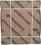 Зеркало AQUA RODOS Омега Люкс 80 см с линзой и LED-подсветкой - изображение 4