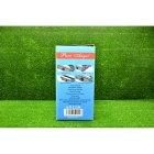 Гриль PANINI MAKER PURE ANGEL 2200 Вт контактна механічна PA-5404 - зображення 8