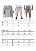 Мужской спортивный костюм 1-DS-KM-L-002 Go Fitness размер M - изображение 4