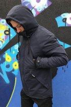 Парку AllReal чоловіча зимова Winter *20 L Синій (8042018) - зображення 3