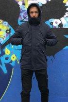Парку AllReal чоловіча зимова Winter *20 L Синій (8042018) - зображення 4