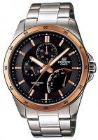 Чоловічий годинник Casio EF-341D-5AVDF - зображення 1