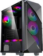 Корпус GameMax Revolt Black - зображення 1