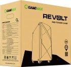 Корпус GameMax Revolt Black - зображення 11
