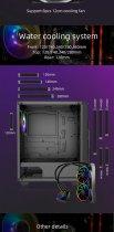 Корпус GameMax Revolt Black - зображення 20