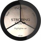 Палітра для контурингу Ingrid Innovation Strobing Glow 6в1 15 г (5907619823707) - зображення 1