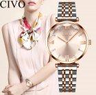 Жіночі годинники Civo Baltic - зображення 8
