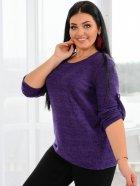 Джемпер DNKA с41241 50-52 Фиолетовый (2000000452043) - изображение 1
