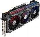 Asus PCI-Ex GeForce RTX 3090 ROG Strix OC 24 GB GDDR6X (384 bit) (19500) (2 x HDMI, 3 x DisplayPort) (ROG-STRIX-RTX3090-O24G-GAMING) + Блок живлення Asus ROG Thor 1200 W - зображення 7