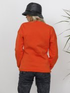 Свитшот ISSA PLUS 12260 XL Оранжевый (issa2000559513134) - изображение 2