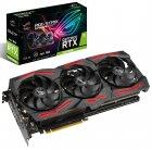 Asus PCI-Ex GeForce RTX 2060 Super ROG Strix A8G Gaming EVO V2 8GB GDDR6 (256bit) (1470/14000) (2 x DisplayPort, 2 x HDMI) (ROG-STRIX-RTX2060S-A8G-EVO-V2-GAMING) - зображення 5