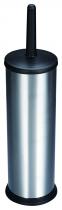 Йоршик для унітазу Eco Fabric SMARTSTEEL, нержавіюча сталь (TRL2402-A) - зображення 1