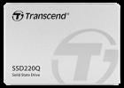 """Transcend SSD220Q 2TB 2.5"""" SATAIII QLC (TS2TSSD220Q) - зображення 1"""