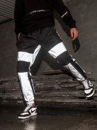 Спортивні штани карго BEZET Black/Reflective' 21 1412 S Чорні (ROZ6400031503) - зображення 2