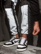 Спортивные штаны карго BEZET Black/Reflective' 21 1412 M Черные (ROZ6400031504) - изображение 7