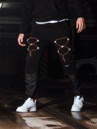 Спортивные штаны карго BEZET Miracle' 21 1435 XL Черные (ROZ6400031512) - изображение 7