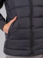 Куртка Joma Urban Jacket 100659.150 XS Темно-серая (9997000945084) - изображение 6