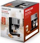 Кавоварка еспресо SENCOR SES 4050SS - зображення 13
