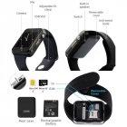 Розумні Годинник Uwatch А1 Smart Watch Чорні - зображення 7