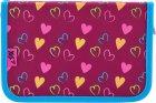 Пенал Yes Funny Birdies твердый одинарный с клапаном 1 отделение Разноцветный (532156) - изображение 2