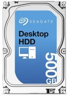 "Жорсткий диск Seagate Desktop HDD 500ГБ 7200об/м 16МБ 3.5"" SATA III (ST500DM002) - зображення 1"