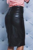 Юбка Versal 01734/1 46 Черная - изображение 4
