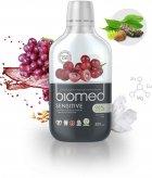 Ополаскиватель для полости рта BioMed Sensitive Антибактериальный для снижения чувствительности Виноград 500 мл (7640168930622) - изображение 3