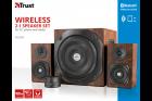 Trust Vigor 2.1 Speaker Set with Bluetooth(21243) - зображення 6
