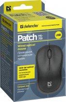 Миша Defender Patch MS-759 USB Black (52759) - зображення 5