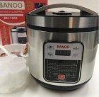 Мультиварка пароварка йогуртница Banoo 6 литров медленноварка 1500 Вт лучшая домашняя мощная помощница на кухне BN7002S - изображение 6
