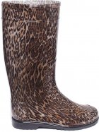 Резиновые сапоги OLDCOM Леопард 35-36 (4841347000188) - изображение 1