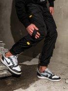 Спортивні штани BEZET Hype Black'20 1411 S Чорні (ROZ6400031858) - зображення 5